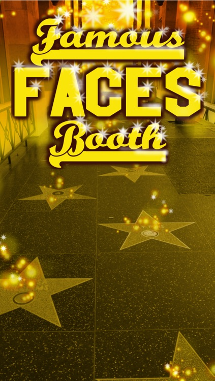 Famous Faces Booth - Funny Virtual Celebrity Photo Makeover