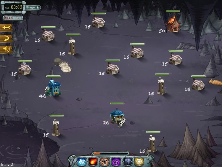 Zombie War II HD screenshot-3