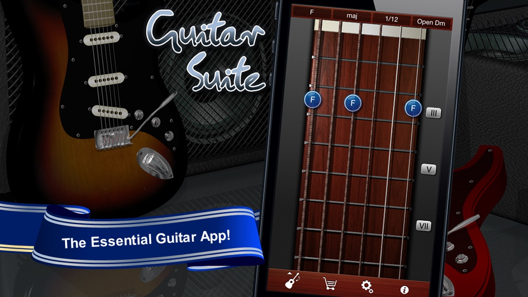 Guitar Suite Free Metronome Tuner And Chords Library For Guitar