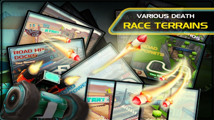 Racing Tank screenshot-2