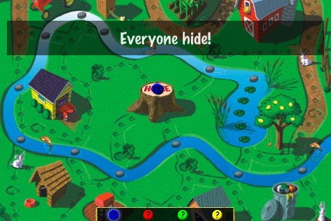 Hide&Seek screenshot-4