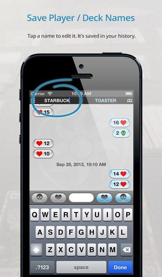 Life - MTG Score Tracker