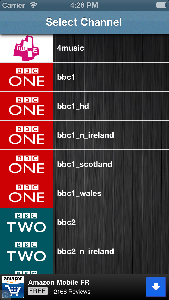 TV Listings UK : The Best App TV Guide in England !