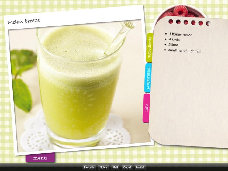 Smoothie Recipes+ by Food4Friends screenshot-0