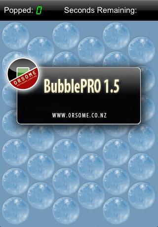 BubblePRO