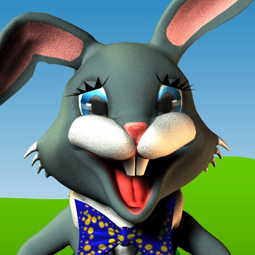 Talking Easter Bunny icon