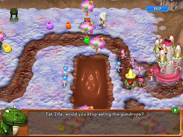 Trouble in Tin Town HD screenshot-4