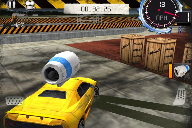 Top Gear: Stunt School screenshot-4