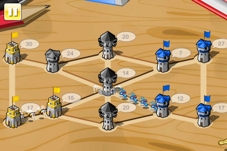 Bees vs. Ants screenshot-1