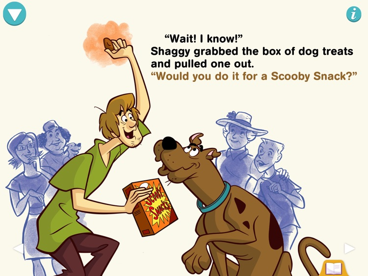 Scooby-Doo Who Are You? screenshot-4