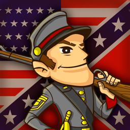Ícone do app NORTH & SOUTH - The Game