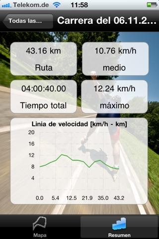 Screenshot for Patinaje en línea in Chile App Store