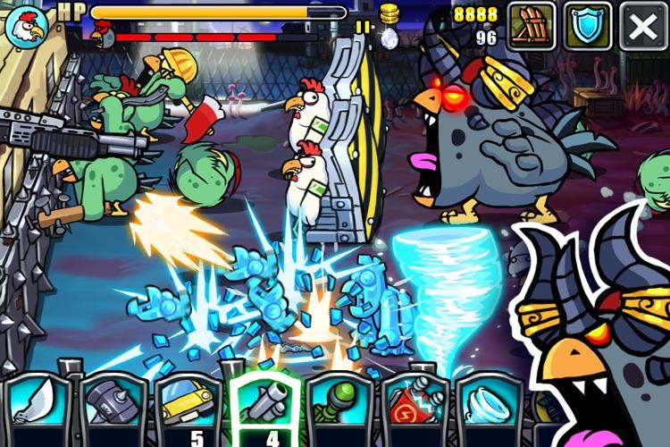 Chicken Revolution2 : Zombie screenshot-3