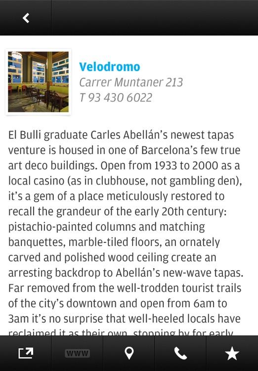 Barcelona: Wallpaper* City Guide screenshot-4