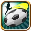 Brazil Cup Flick Football Striker : Penalty Shoot Out