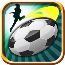 Brazil Cup Flick Football Striker : Penalty Shoot Out