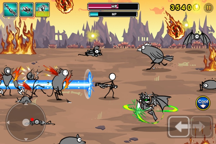 Cartoon Wars: Gunner screenshot-3