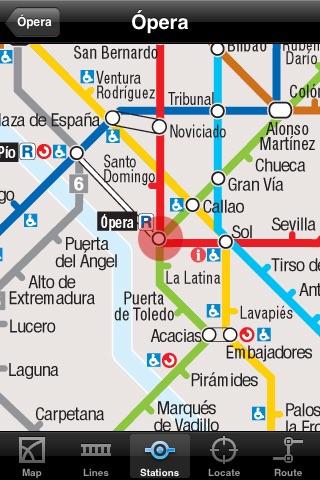 Madrid Subway screenshot-3