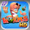 App Icon for Worms HD App in Mexico IOS App Store