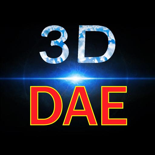 DAE Viewer 3D