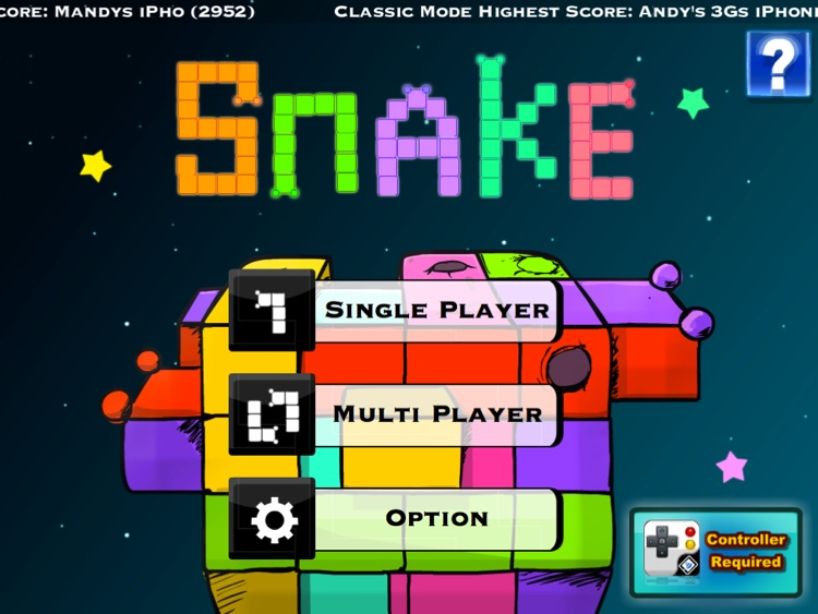 MPad - SNAKE screenshot-4
