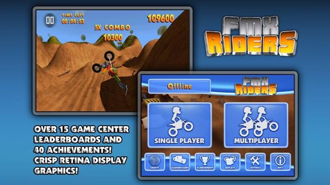 FMX Riders Screenshot