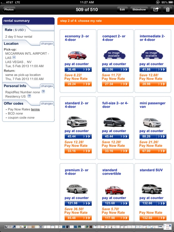 Frugal Car Rental HD - Budget Car screenshot-4