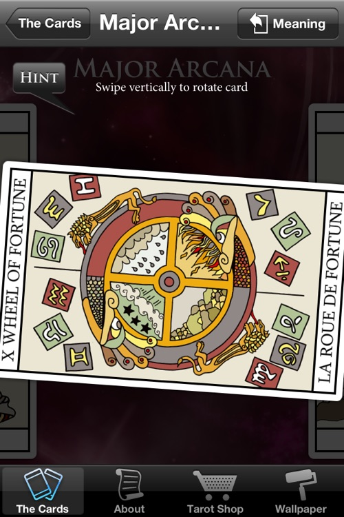 Tarot Card Meanings screenshot-3