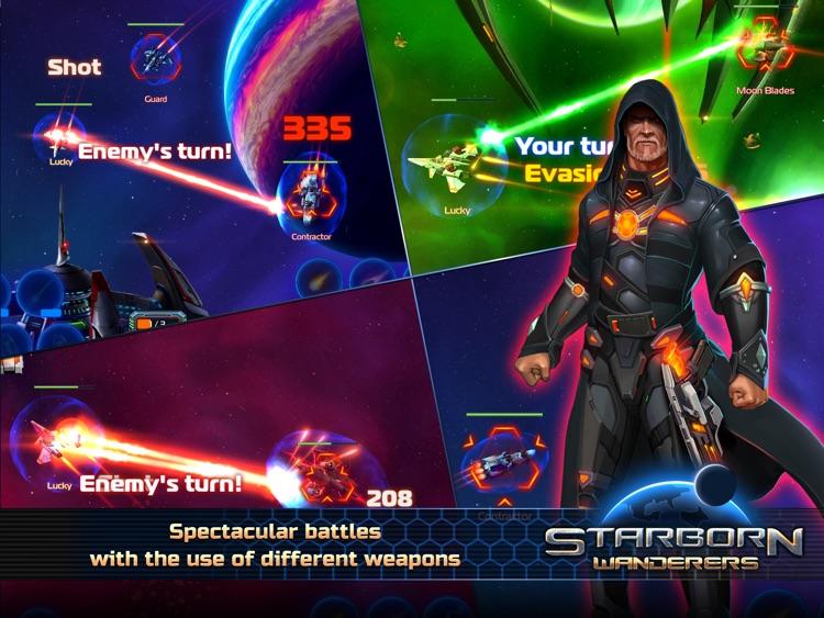 Starborn Wanderers HD