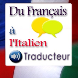French to Italian Talking Translator Phrasebook