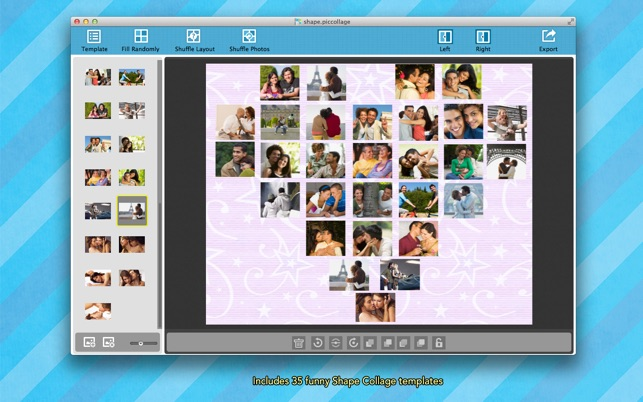 piccollage collage maker 3 on the mac app store