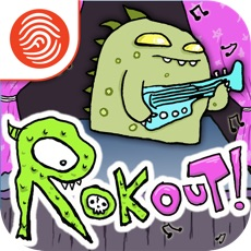 Activities of RokLienz: Rok Out Concert! - Make your own music video! - A Fingerprint Network App