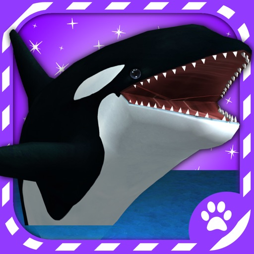 Virtual Pet Orca - The Killer Whale