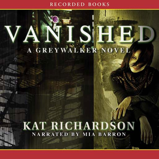 Vanished: A Greywalker Novel (Audiobook)