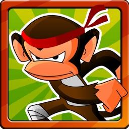 Ninja Monkey Dash 2 Pro