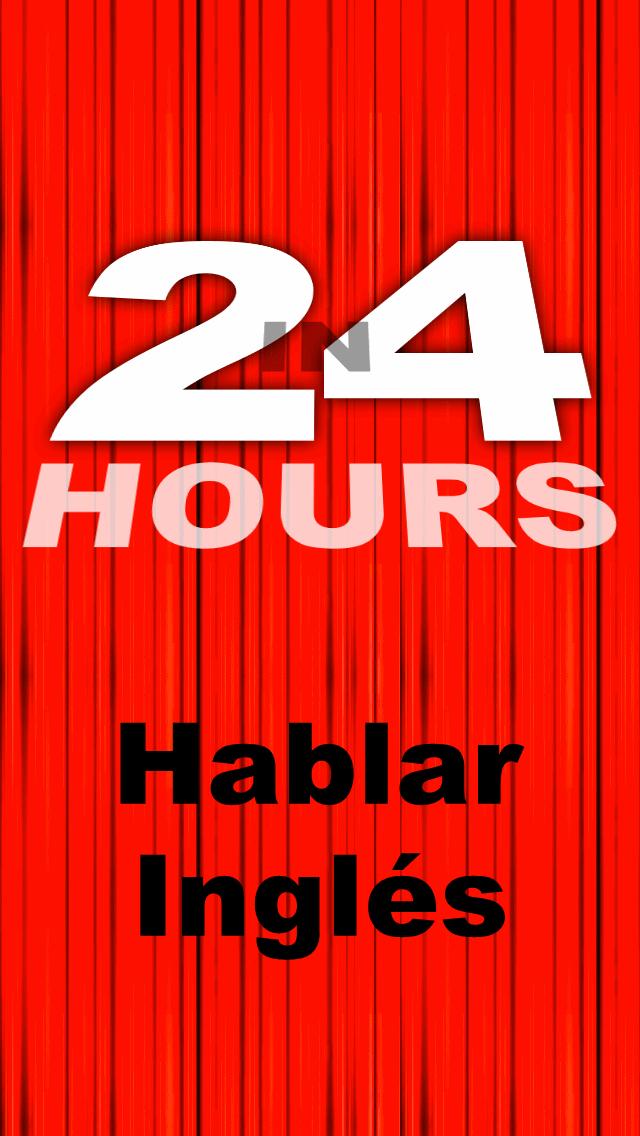 En 24 Horas Aprender a Hablar Inglés screenshot one