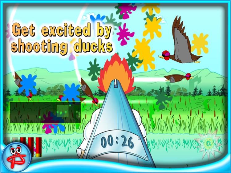 Jet Ducks HD: Free Shooting Game