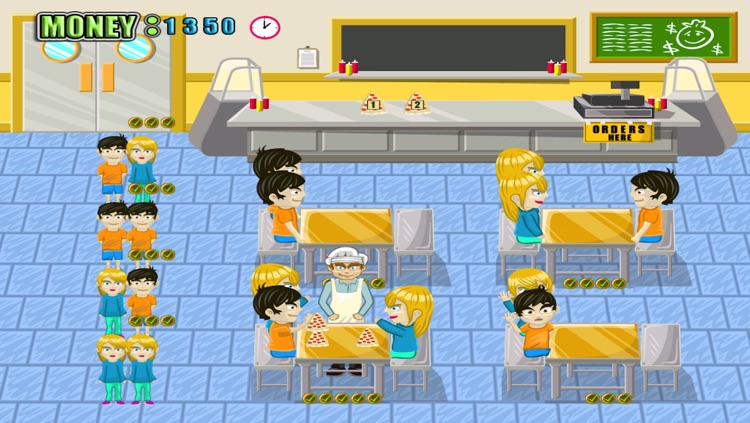 School Cafeteria Lite screenshot-4