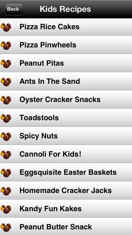 100 Kids Recipes screenshot-3