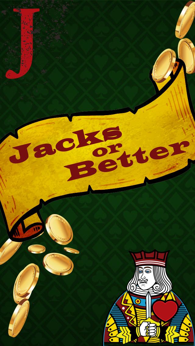 Black freejack poker strip