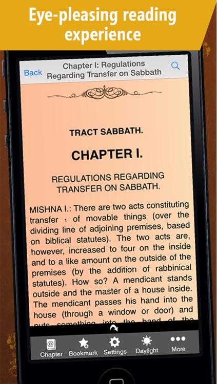 The Babylonian Talmud - 10 Book Edition screenshot-3