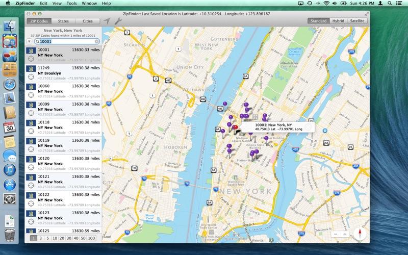 ZIP Finder USA