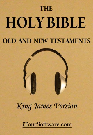 KJV Bible Audiobook screenshot-1