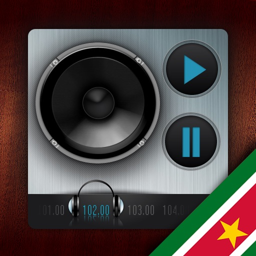 WR Suriname Radio icon