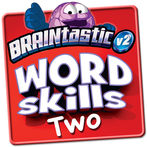 BRAINtastic Word Skills Two