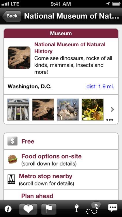 Kid's Guide to Washington D.C. screenshot-3