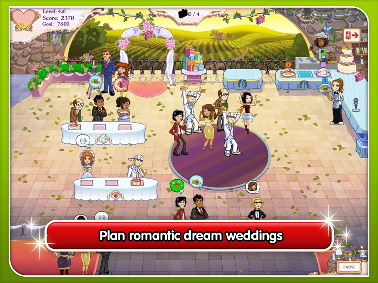 Wedding Dash 4-Ever screenshot-1