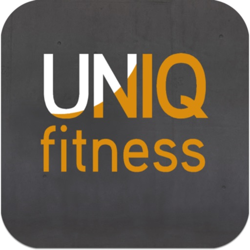 UNIQfitness Training Schedule icon