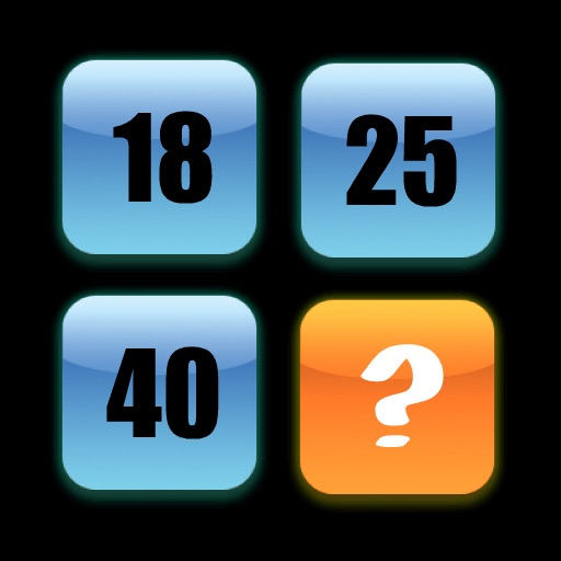 Guess My Age  Math Magic iOS App