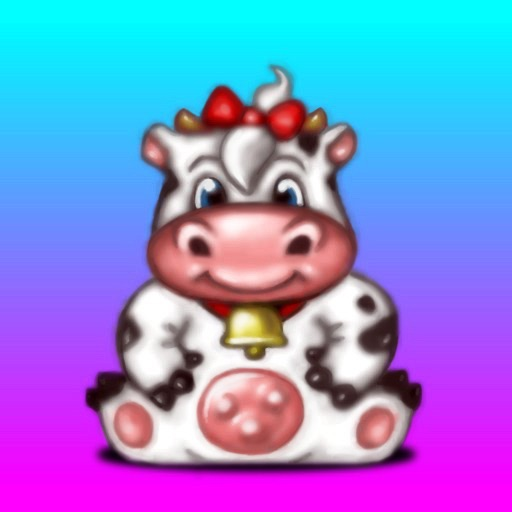 Virtual Cow icon